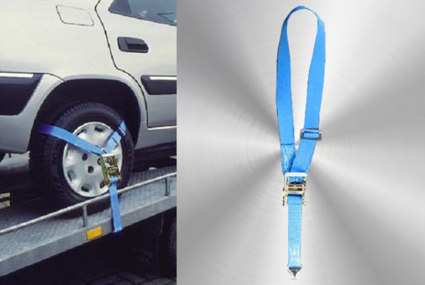 Spanband voor auto ambulances